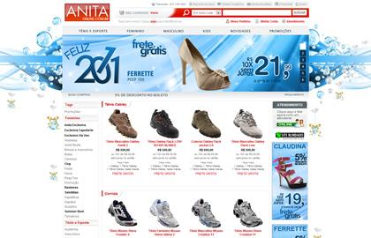 Site da Anita